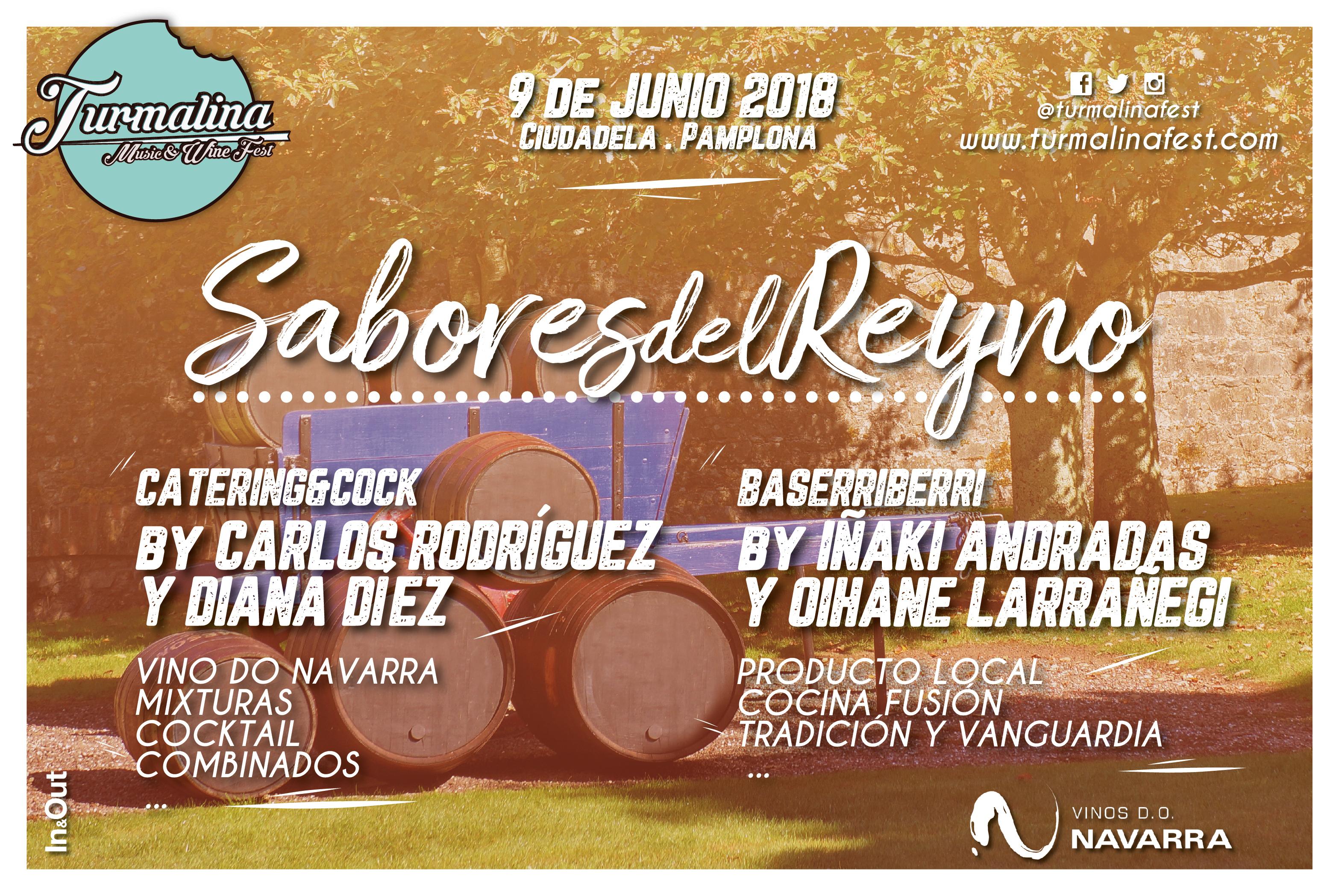 Turmalina Sabores del Reyno