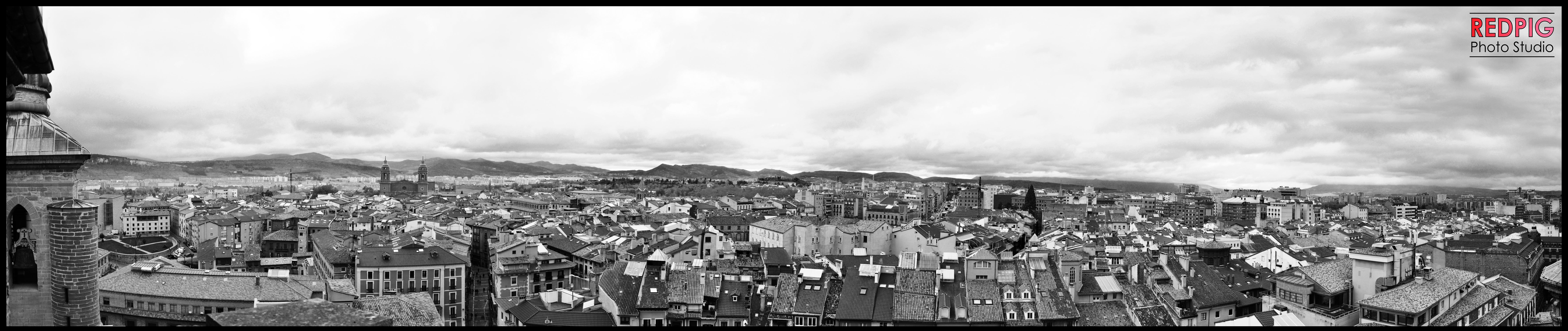 Black&White Pamplona