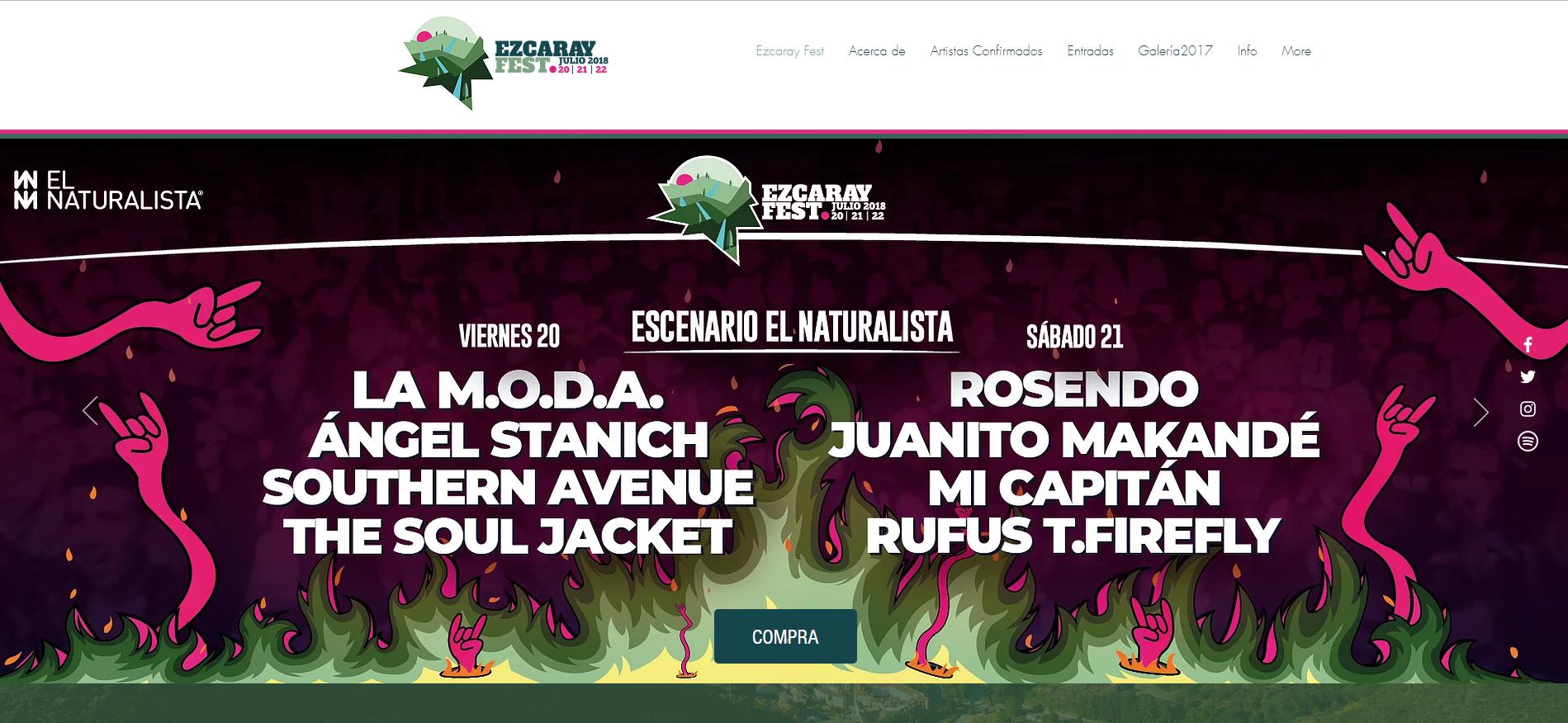 WEB EzcarayFest