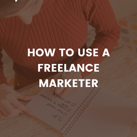 How to Use a Freelance Marketer (to Grow Your Business x10 Faster)