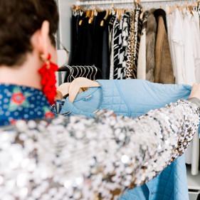 Rechenda Smith sustainable brand fashion