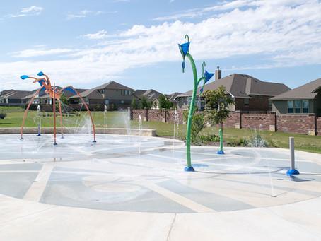 Splash Pads and Pools in Georgetown!