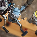 Spin Cast Rod and Reel Combo