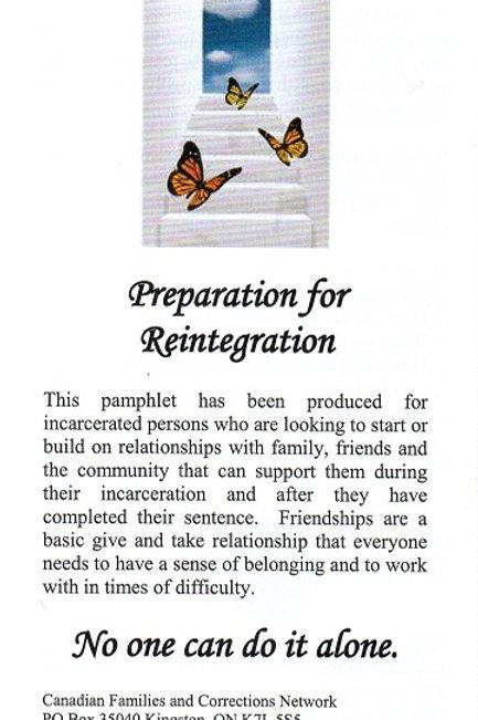 Building on Your Supportive Relationships / Se faire un réseau de relations de s