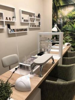 Sala manicure