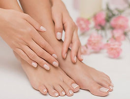 mani piedi manicure pedicure