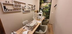 sala manicure_centro estetico_body & sou