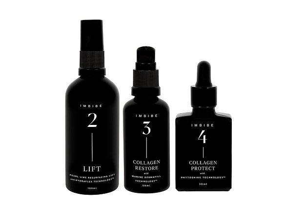 Imbibe Skincare Trio Value Bundle