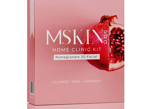 MSKIN Pro Home Clinic Peel Kit