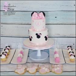 245 - MINNIE  - anniversaire-mariage-bap