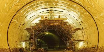 Tunnel works