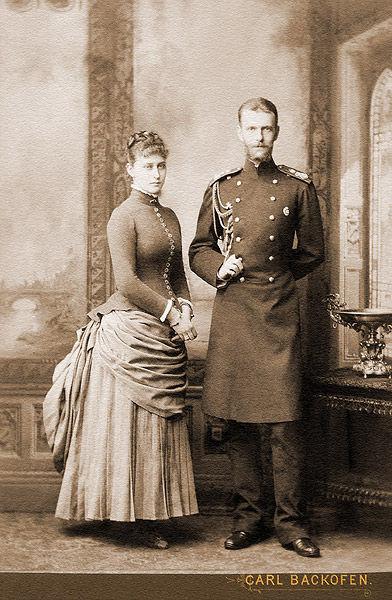 Великая княгиня и Великий князь.jpg