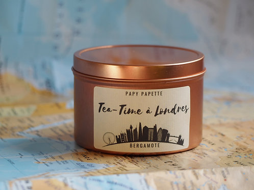 Les voyageuses - Tea-Time à Londres