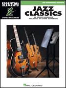 Jazz Classics | Essential Elements Guitar Ensemble Series (Hal Leonard)