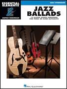 Jazz Ballads | Essential Elements Guitar Ensemble Series (Hal Leonard)