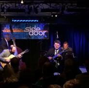 Performing with Nate Najar (guitar), John Lamb (bass), & Chuck Redd (drums) in Tampa.