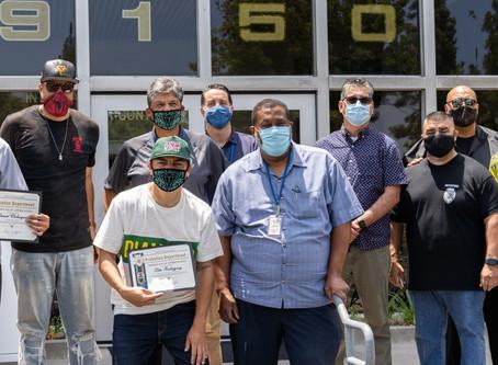 3500 Masks for our Juvenile Halls