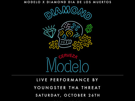 Modelo Collab Party - raising profits to give back