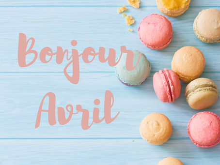 Bonjour Avril !