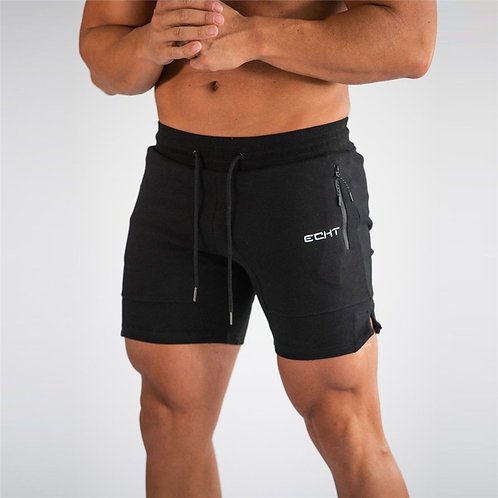 Men's Lace-Up Fast Drying Board Swimming Gym Fitness Beach Shorts