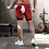 Thumbnail: Men's Summer 2 in 1 Sports Fitness Training Quick Dry Sport Gym Short Pants