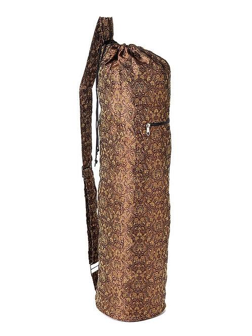 Yoga Bag - OMSutra Saree Fabric Mat Bag