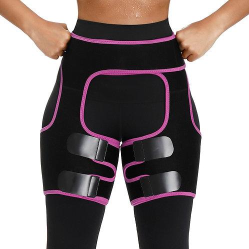 Neoprene Waist Trainer Leg Shaper And Tummy Control Shape Wear