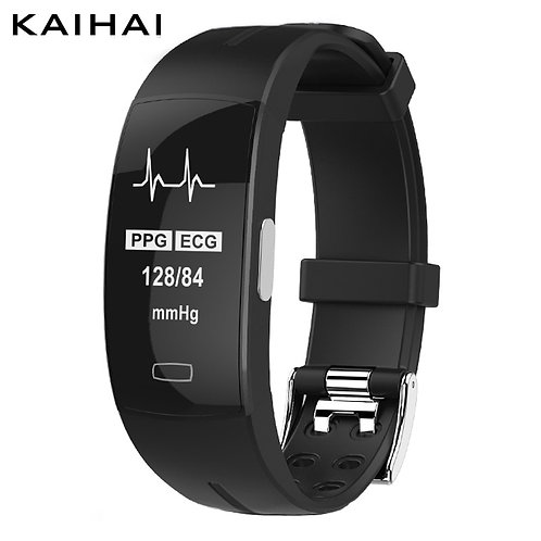 KAIHAI H66 Heart Rate Monitor PPG ECG  Smart Activity Fitness Tracker