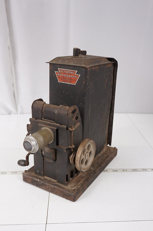 Keystone Moviegraph Projector Model 575 Ca 1920s