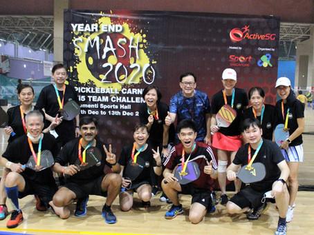 Year End Smash 2020