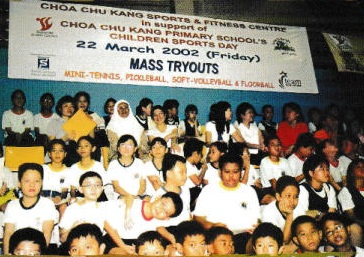 2002 Mass try out