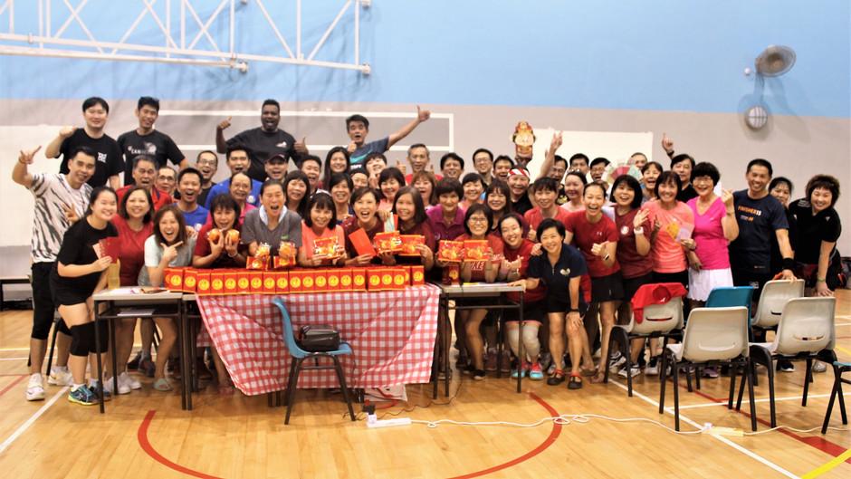 CNY Hongbao Challenge 2019