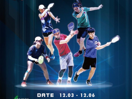 Asia Pickleball Championship 2020