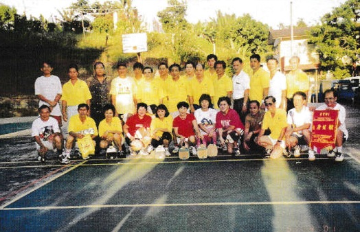 2001 SPA visit to East Malaysia