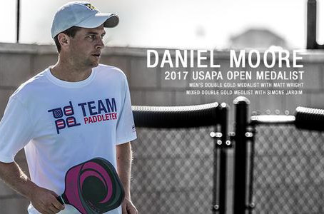 High Performance Pickleball Clinic by Daniel Moore