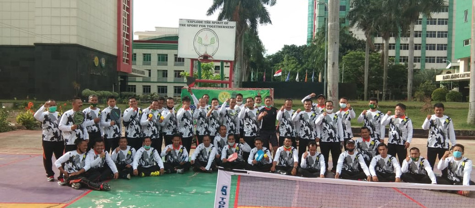 Salamat Pagi from Indonesia Pickleball Federation (IPF)
