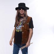 Brian Meegan, drums