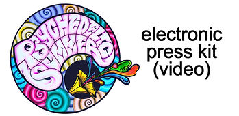 Psychedelic Summer Band Video EPK