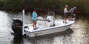 Flats fishing Indian River Lagoon