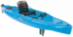 Mirage Drive blue