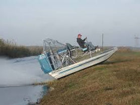 Airboat ecotour