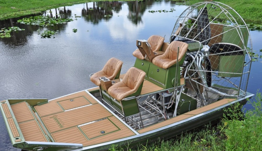 airboat bass