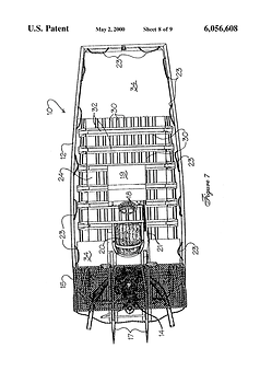 Airboat patent
