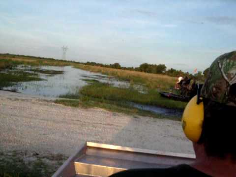 Airgboat Crossing Mix