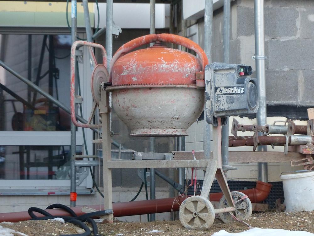 Concrete Machine