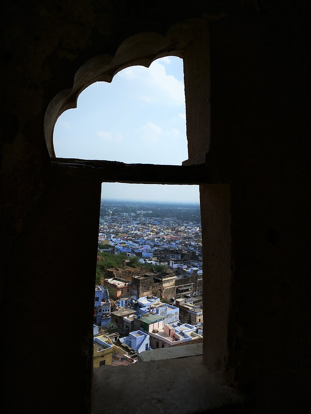 Bundi: where there's everything and nothing to be blue about