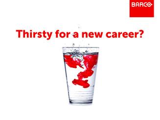 BARCO employer branding