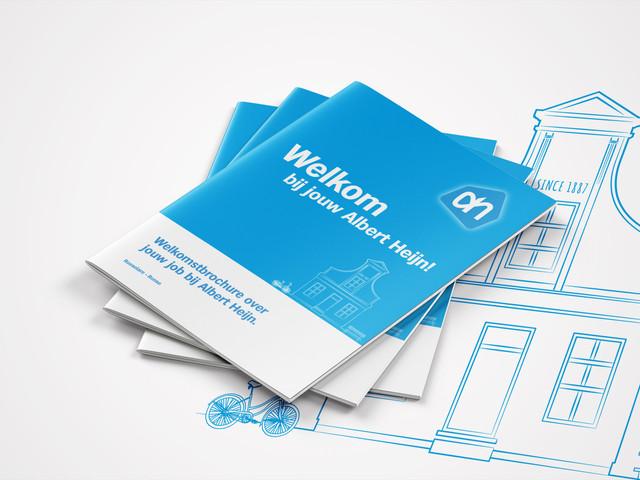 Welkomstbrochure Albert Heijn