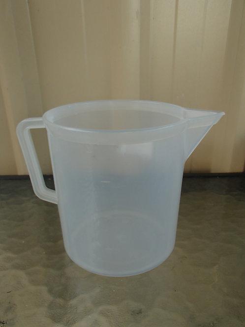 2 liter plastic Jug