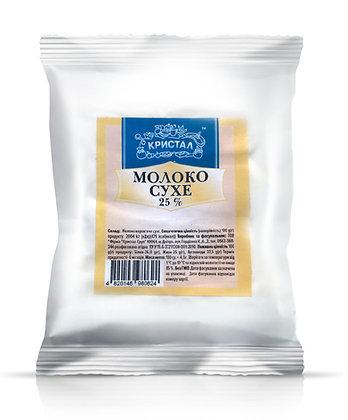 Сухе знежирене молоко 180 г (g)